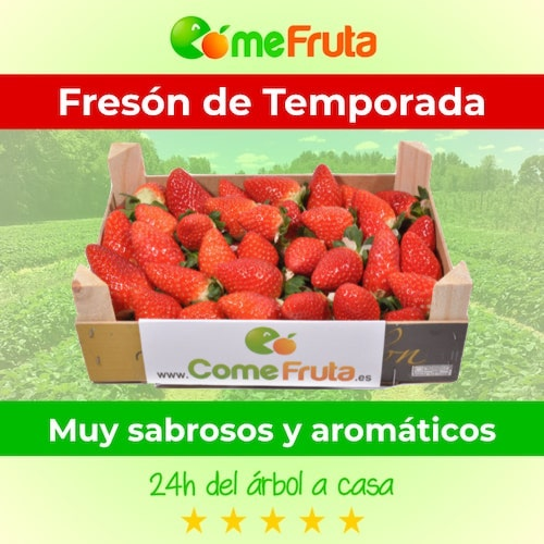 Haz tu compra de fruta y verdura fresca en 2 minutos en Comefruta
