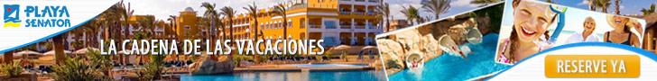 Hoteles Playa Senator