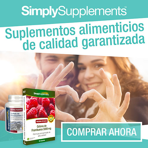 Ofertas Otoño 2017 - Simply Supplements España
