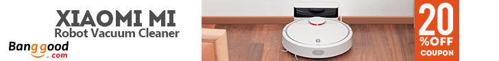 Original Xiaomi Mi Home Smart Robot Aspirador LSD y SLAM APP Control