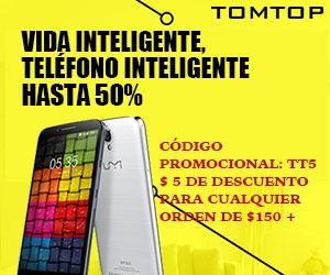 Vida inteligente, Teléfono inteligente Hasta 50%    Código promocional: tt5 $ 5 de descuento para cualquier orden de $150 +