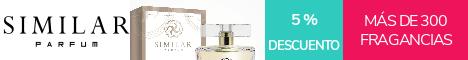 Similar Parfum - Nuevo código descuento 2