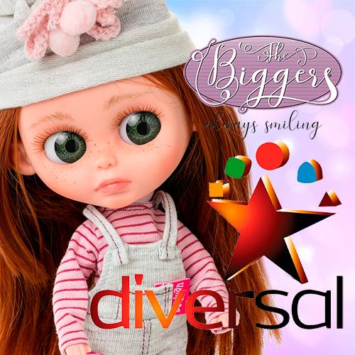 Ya están aquí las muñecas más esperadas: The Biggers