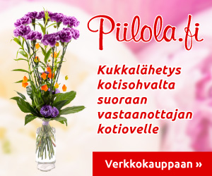 Tilaa kukkalähetti