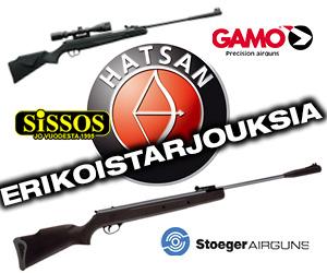 Ilma-aseet Sissos.fi