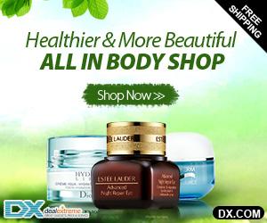 Health & Beauty in Body Shop