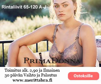 Tilaa rintaliivit netistä