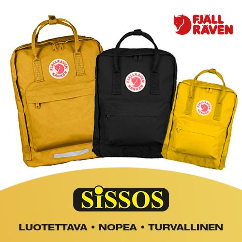 Kånken-reput - Sissos.fi