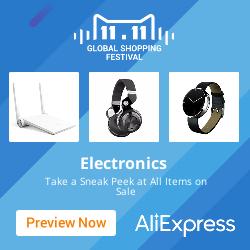 AliExpress verkkokauppa