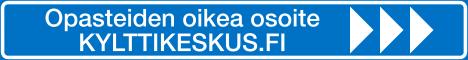 Opasteiden oikea osoite - Kylttikeskus.fi