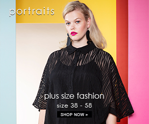 PORTRAITS | Plus Size Fashion