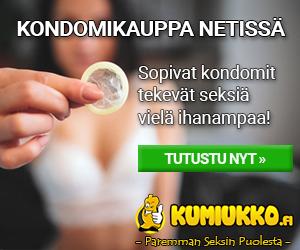Suomen suurin kondomikauppa Kumiukko.fi