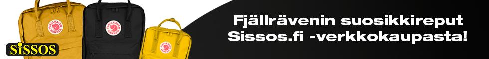 Fjällräven reput - Sissos.fi
