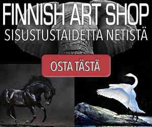 Taide sisustus taulut Finnish Art Shop