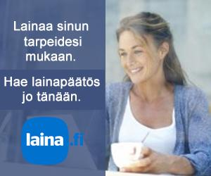 Laina.fi kulutusluoton tyyppinen jatkuva luotto - hae lainaa