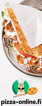 Pizza-online.fi:stä tilaat pizzat, kebabit ja muut herkut kätevästi netistä!