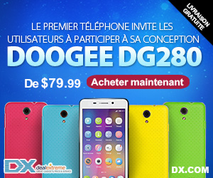"DOOGEE DG280 4,5 "" Android 4.4 Quad-Core Smart Phone. Coupon: DG280PHASE1"