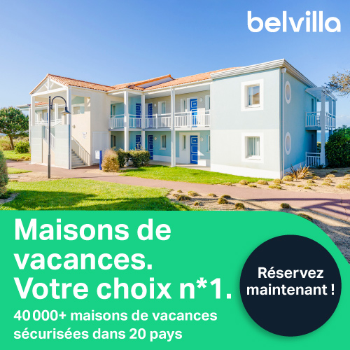 Maisons de vacances Belvilla