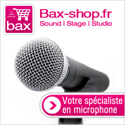 Bax-shop.fr - Microphone