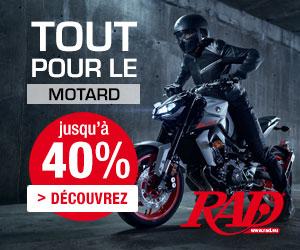 Vente de vêtements moto en ligne, casques, accessoires et pièces motos.