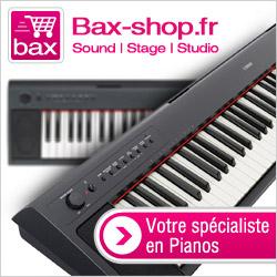 Bax-shop.fr - Pianos