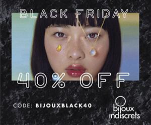40% Discount in Bijoux Indiscrets