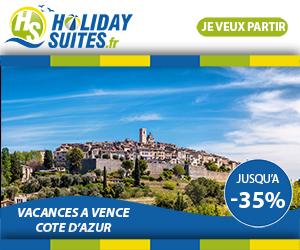 Résidences de vacances VENCE en Côte d'Azur France