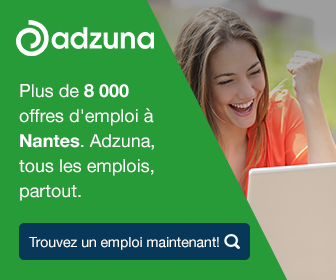 Plus de 8 000 offres d'emploi � Nantes. Adzuna, tous les emplois, partout.