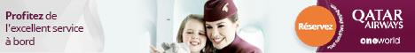 réductions sur voyages qatar airways