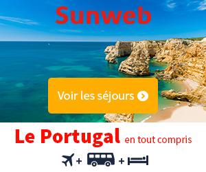 Envie d'aller en Tunisie? Séjour à partir de 299€/pers avec Sunweb