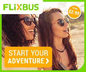 FlixBus on the American highways