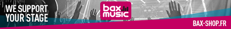 Bax-shop.fr | We Support Your Stage