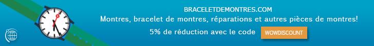 Vente en ligne de bracelet montre, outils horloger, outillage et fournitures d'horlogerie