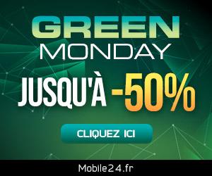 Jusqu'à 50% de réduction? Ventes flash du Green Monday!
