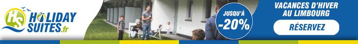 Holiday Suites Limbourg Belgique