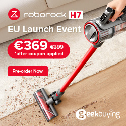 Roborock H7 EU Launch Event