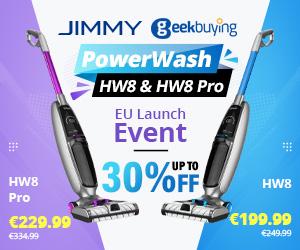 Jimmy Powerwash HW8 PRO