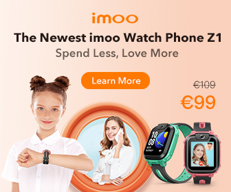 imoo watch phone Z1 product page