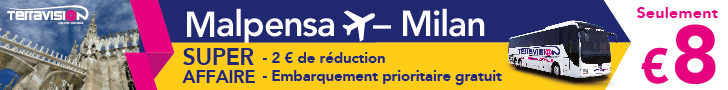 Bus Milan Malpensa_embarquement prioritaire gratuit