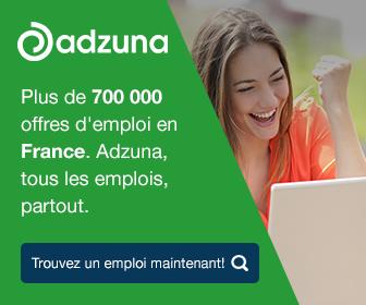 Adzuna : moteur de recherche d'offres d'emplois