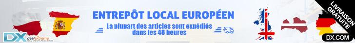 European Local Warehouse, 48 Hrs fast shipping