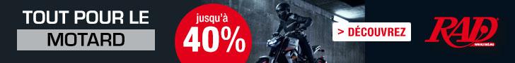 20% de remise sur chargeurs batteries pour motos