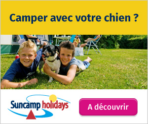 Campings avec chiens