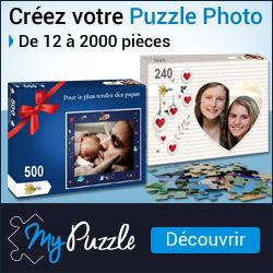 My Puzzle: des puzzles personnalisées