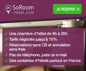 hotels à la journée Paris 17ème