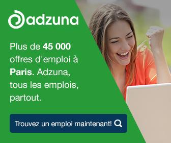 Plus de 45 000 offres d'emploi à Paris. Adzuna, tous les emplois, partout.