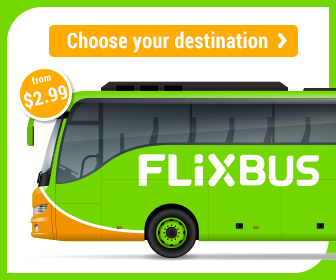 FlixBus on the American highways