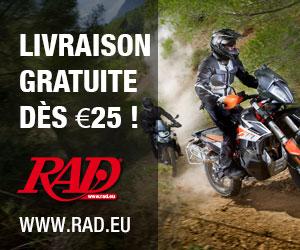 50€ cashback sur l'achat d'un GPS Rider de TOMTOM pour votre moto