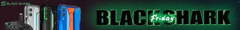 Black Shark Jusqu'à 50€ de réduction lors du Black Friday