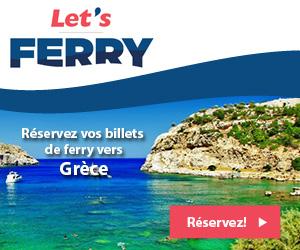Offre Membre Ferry Grèce Auto et Personne